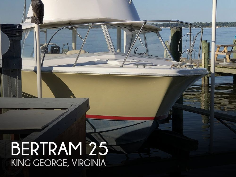 1973 BERTRAM 25 for sale
