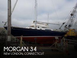 1970 Morgan 34