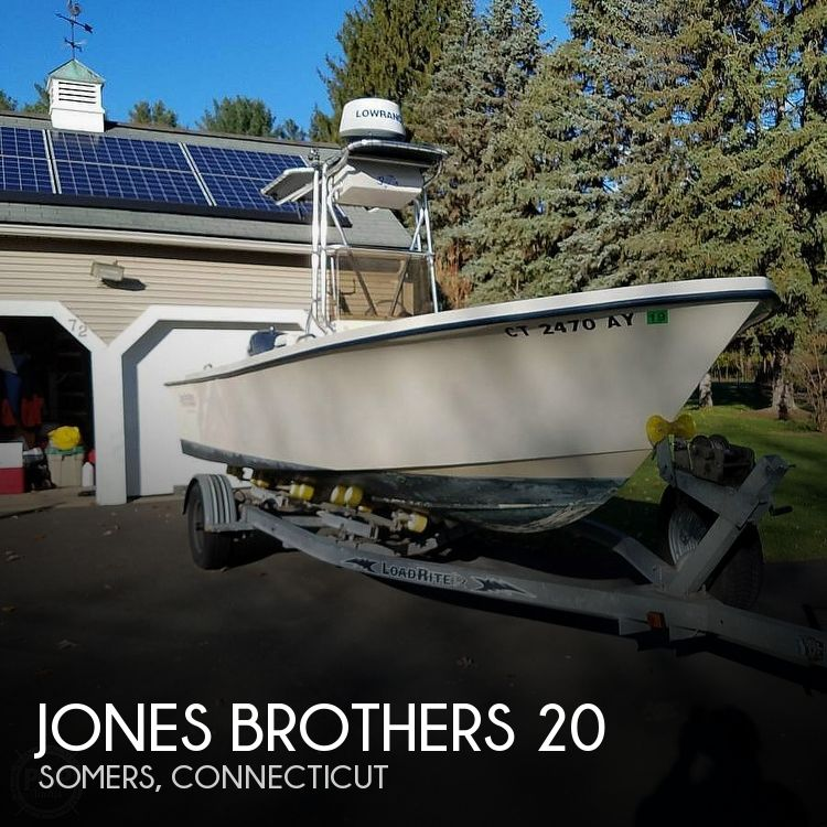 Used Jones Brothers Boats For Sale by owner | 2002 Jones Brothers 20