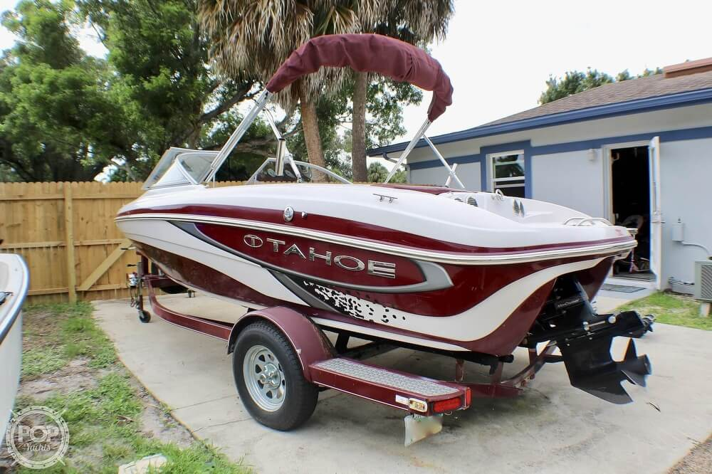 2011 Tahoe boat for sale, model of the boat is Q5i SF & Image # 3 of 40