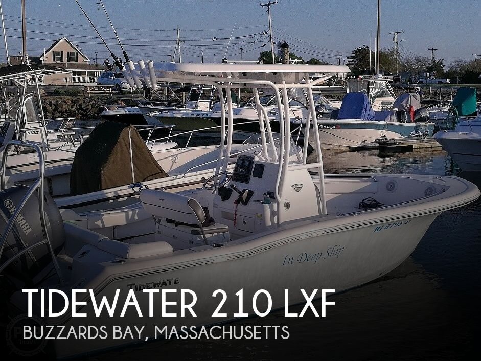 Used Tidewater Boats For Sale by owner | 2015 Tidewater 21