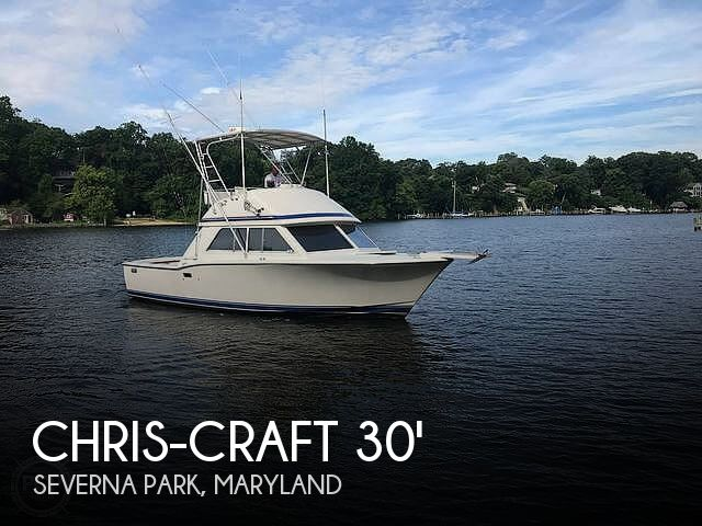 1975 Chris-Craft 30 For Sale