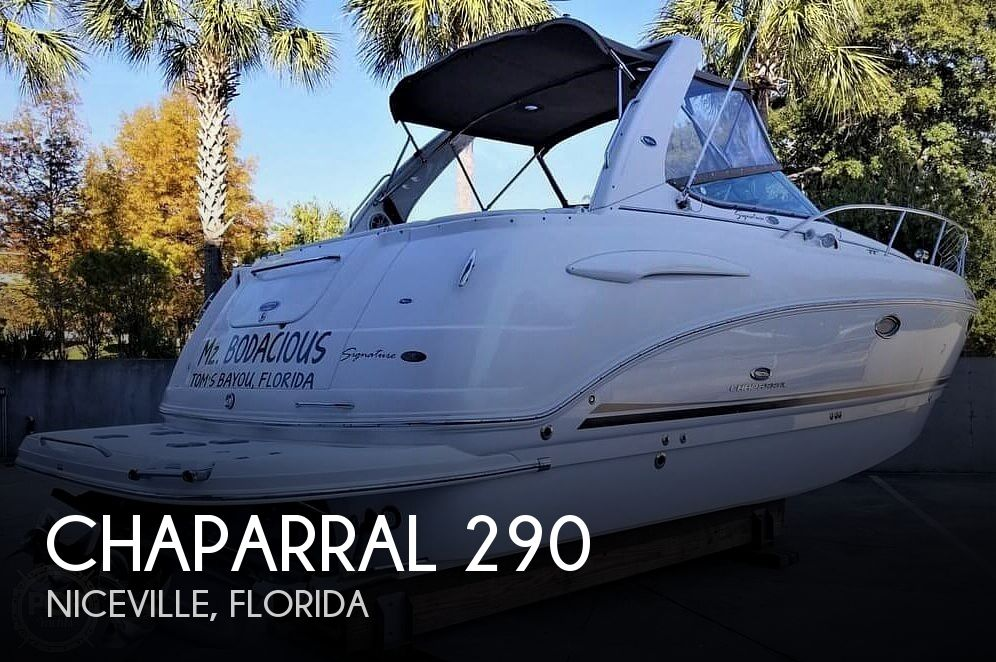 Used Chaparral Boats For Sale in Florida by owner | 2005 Chaparral 30