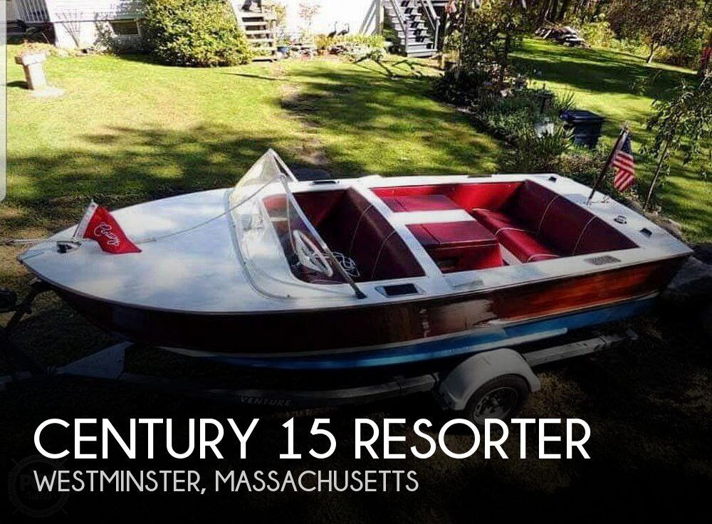 1965 Century boat for sale, model of the boat is 15 Resorter & Image # 1 of 6