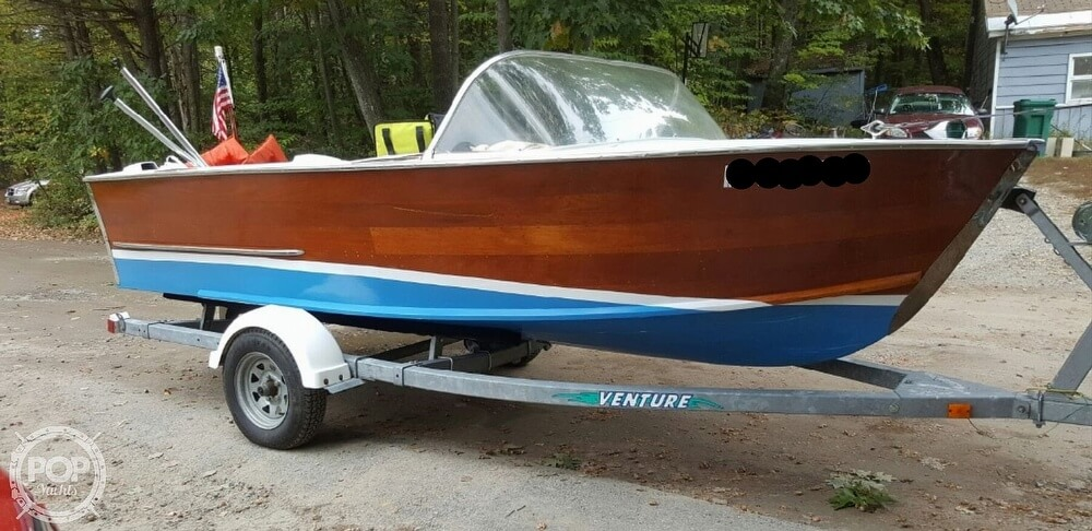1965 Century boat for sale, model of the boat is 15 Resorter & Image # 4 of 6