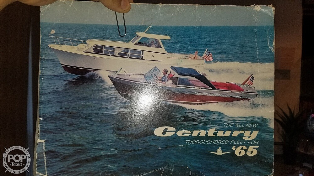 1965 Century boat for sale, model of the boat is 15 Resorter & Image # 5 of 6