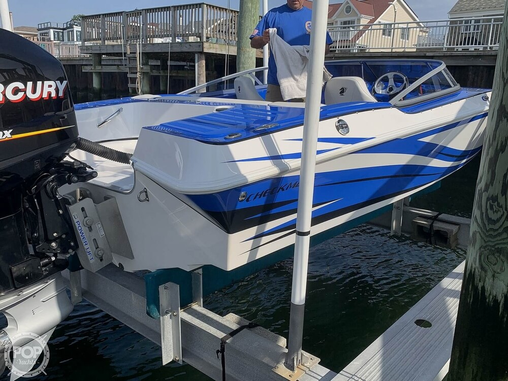 2014 Checkmate boat for sale, model of the boat is PULSARE & Image # 3 of 40