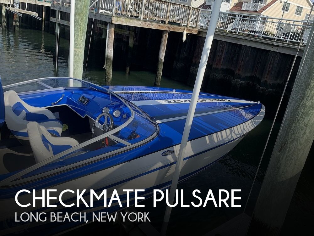 2014 Checkmate boat for sale, model of the boat is PULSARE & Image # 1 of 40