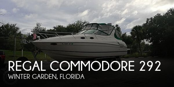 Used Regal Boats For Sale in Florida by owner | 1996 Regal 29