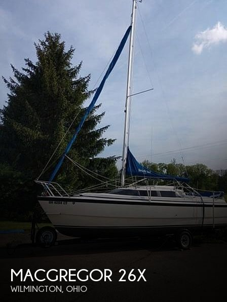 Used Sailboats For Sale in Ohio by owner | 1997 MacGregor 26