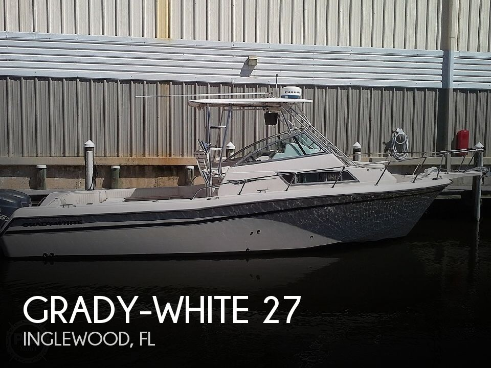 Used Grady-White 27 Boats For Sale in Florida by owner | 2000 Grady-White 27