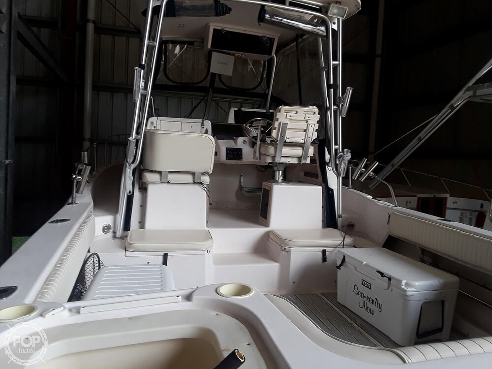 2000 Grady-White boat for sale, model of the boat is 272 Sailfish & Image # 19 of 40