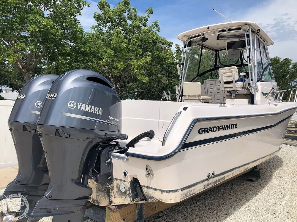 2000 Grady-White boat for sale, model of the boat is 272 Sailfish & Image # 11 of 40