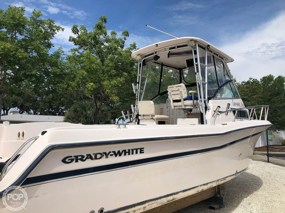 2000 Grady-White boat for sale, model of the boat is 272 Sailfish & Image # 13 of 40