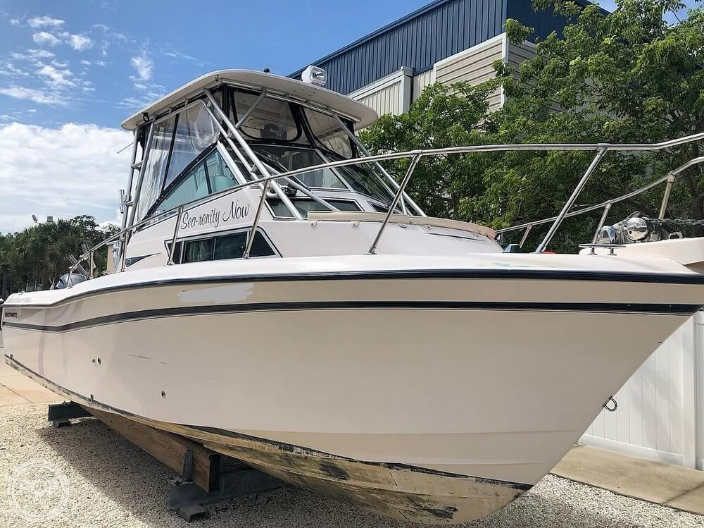 2000 Grady-White boat for sale, model of the boat is 272 Sailfish & Image # 6 of 40