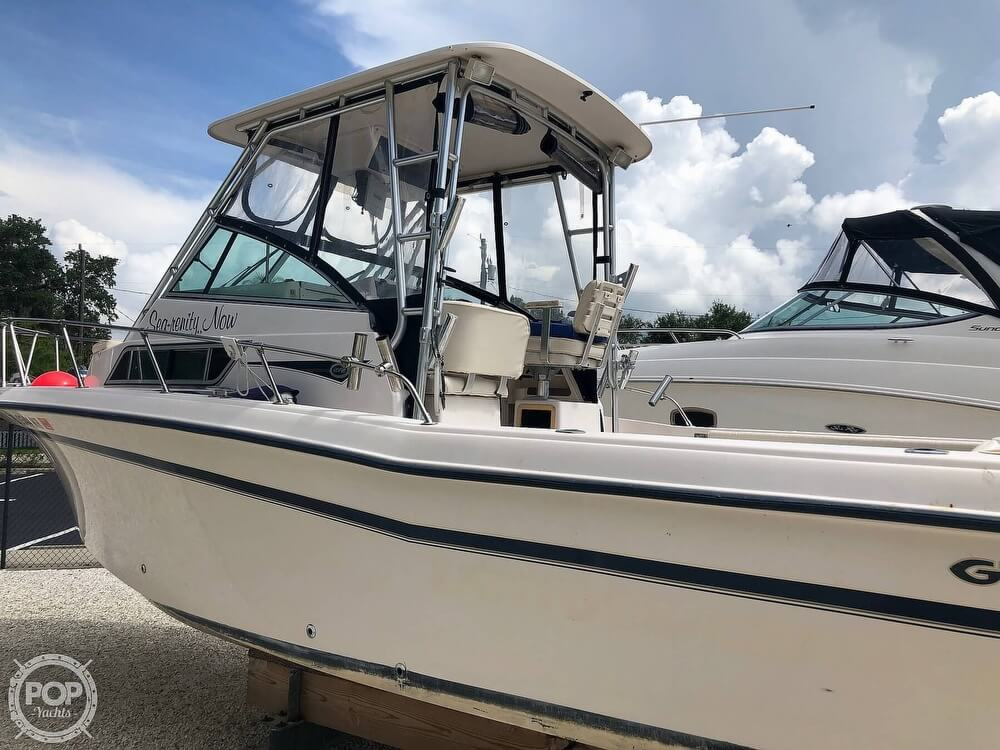 2000 Grady-White boat for sale, model of the boat is 272 Sailfish & Image # 28 of 40