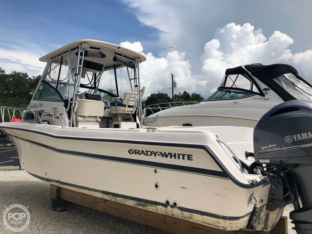 2000 Grady-White boat for sale, model of the boat is 272 Sailfish & Image # 29 of 40