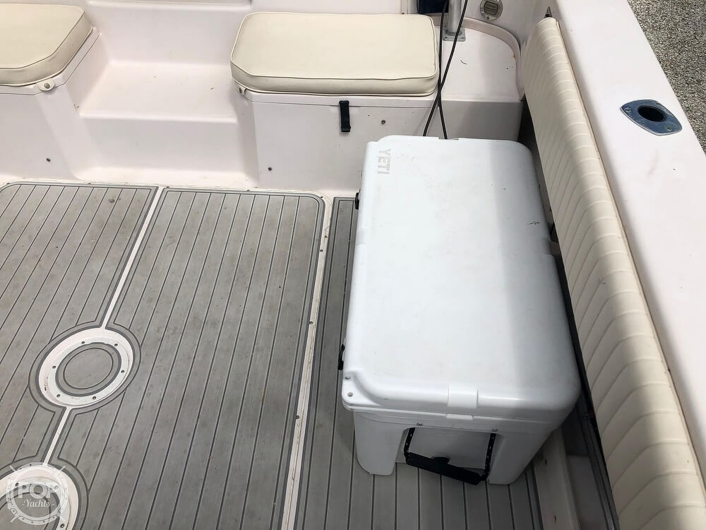 2000 Grady-White boat for sale, model of the boat is 272 Sailfish & Image # 34 of 40
