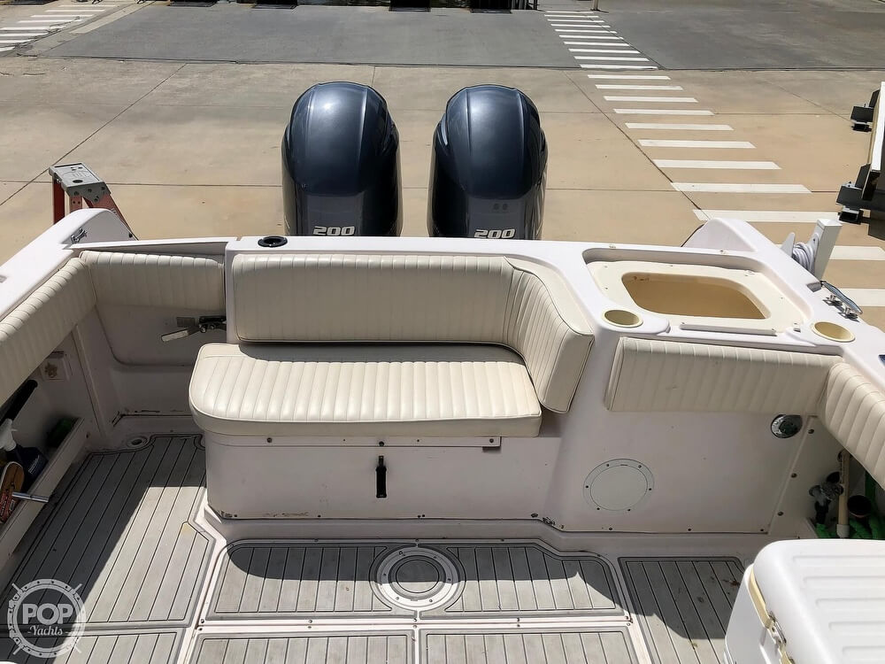 2000 Grady-White boat for sale, model of the boat is 272 Sailfish & Image # 10 of 40