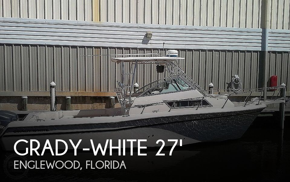 2000 Grady-White boat for sale, model of the boat is 272 Sailfish & Image # 1 of 40