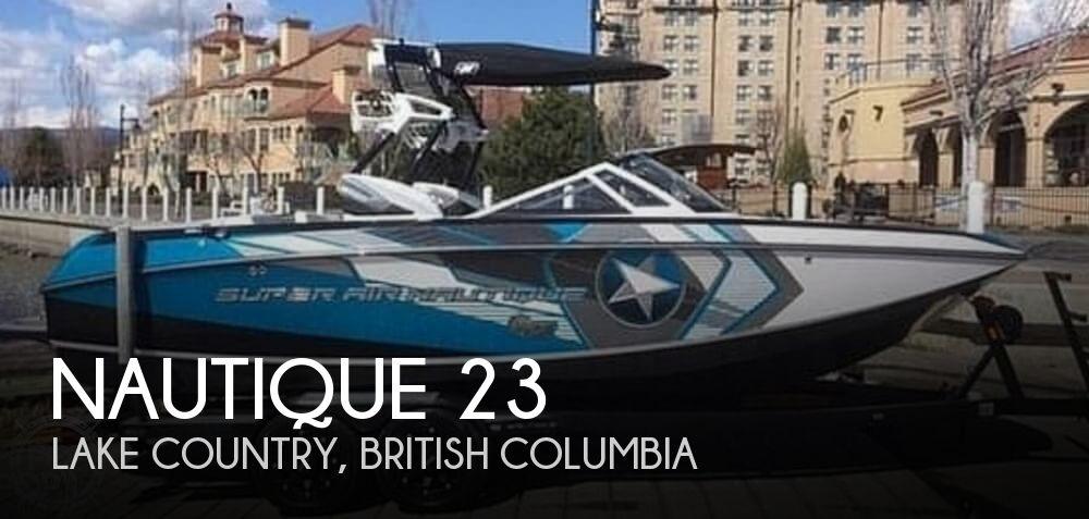 2013 Nautique 23