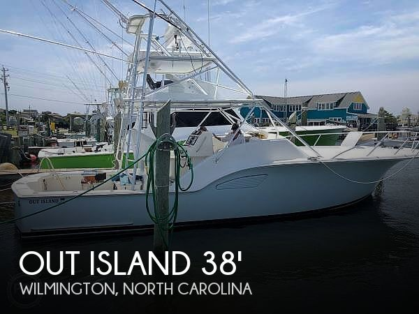 Used Boats For Sale in Wilmington, North Carolina by owner | 2007 Out Island Yachts 38
