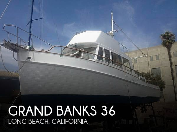 Used GRAND BANKS Boats For Sale by owner | 1973 Grand Banks 36