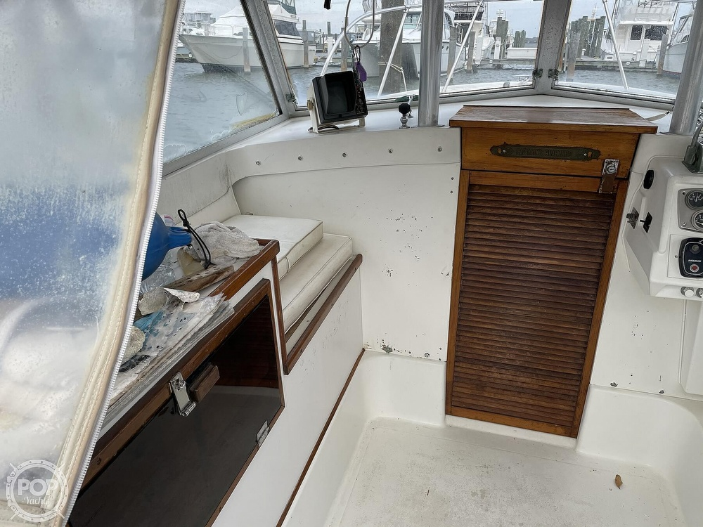 1972 Bertram boat for sale, model of the boat is 25 & Image # 14 of 40