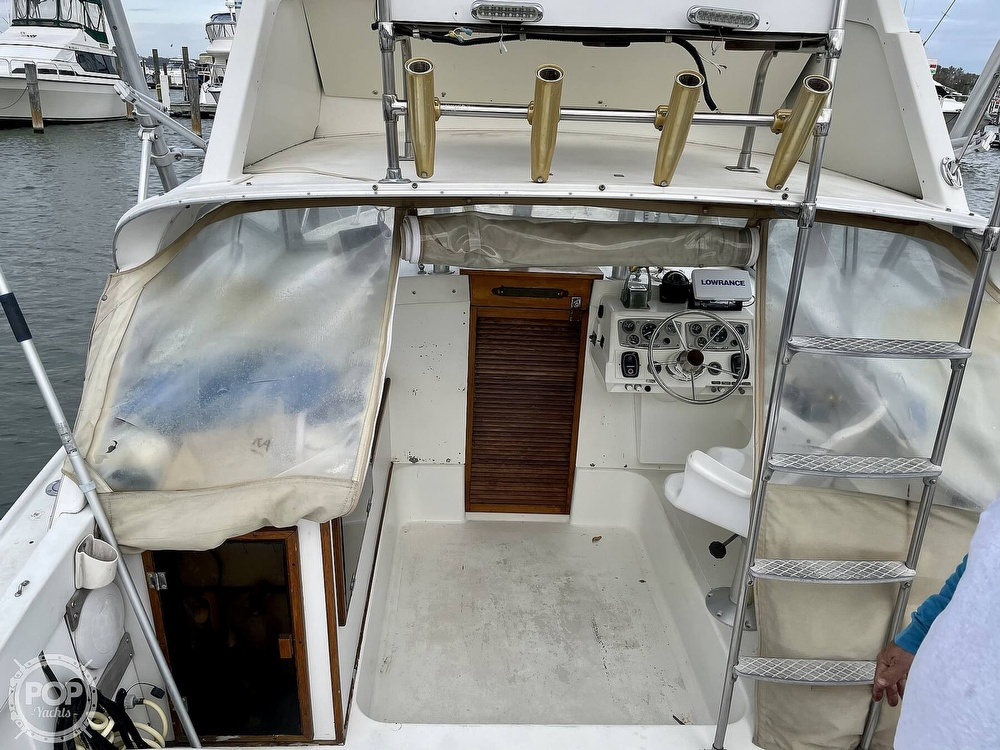 1972 Bertram boat for sale, model of the boat is 25 & Image # 3 of 40