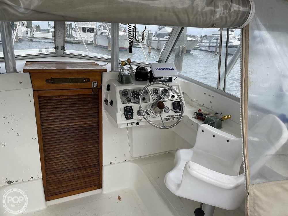 1972 Bertram boat for sale, model of the boat is 25 & Image # 15 of 40