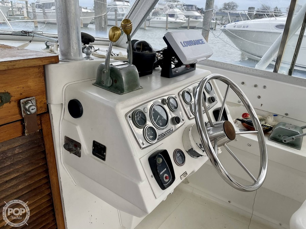 1972 Bertram boat for sale, model of the boat is 25 & Image # 4 of 40