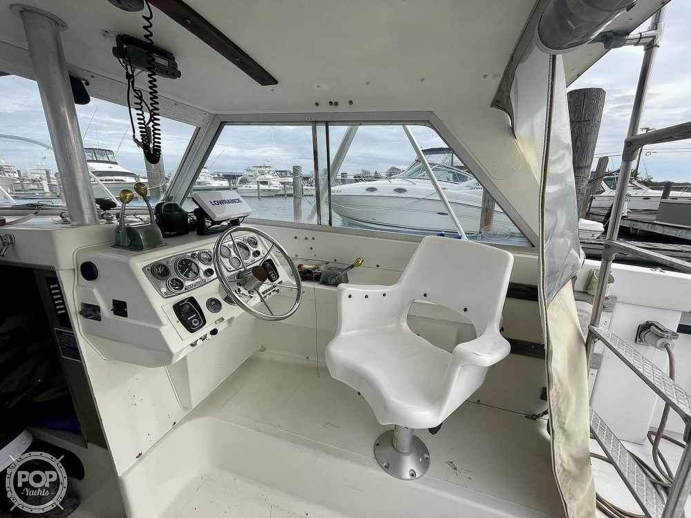 1972 Bertram boat for sale, model of the boat is 25 & Image # 22 of 40