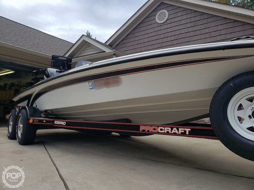 1997 Pro Craft boat for sale, model of the boat is 205 PRO & Image # 3 of 40