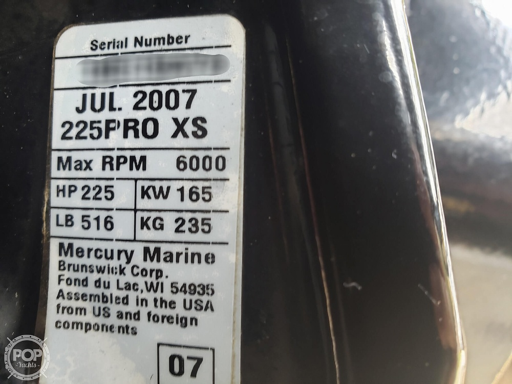 1997 Pro Craft boat for sale, model of the boat is 205 PRO & Image # 16 of 40