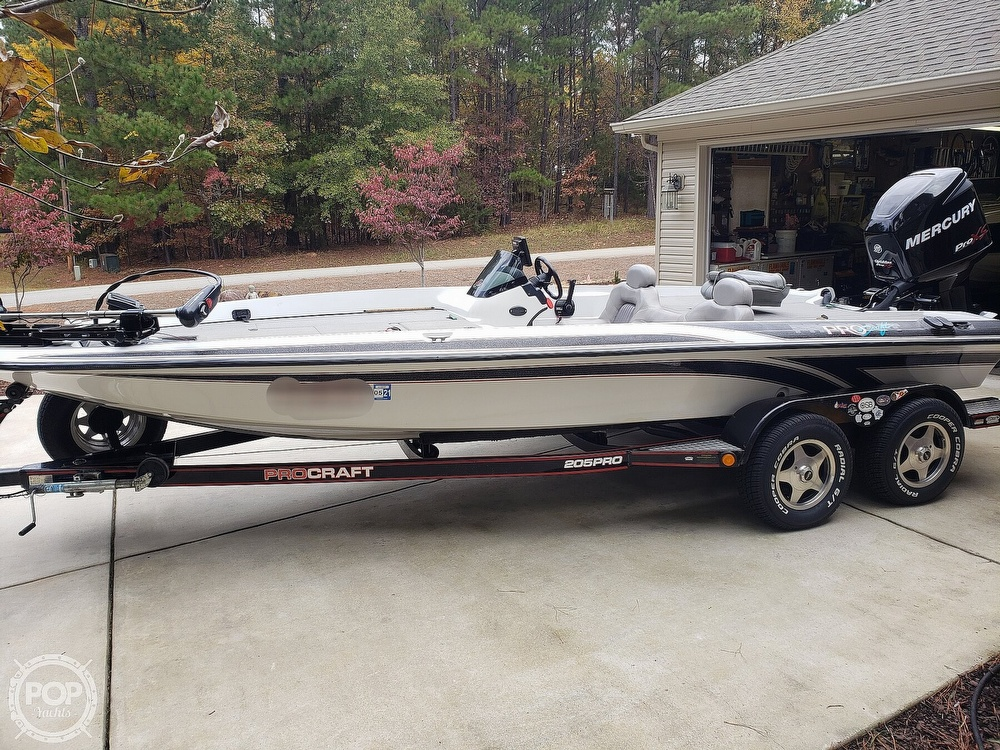 1997 Pro Craft boat for sale, model of the boat is 205 PRO & Image # 5 of 40