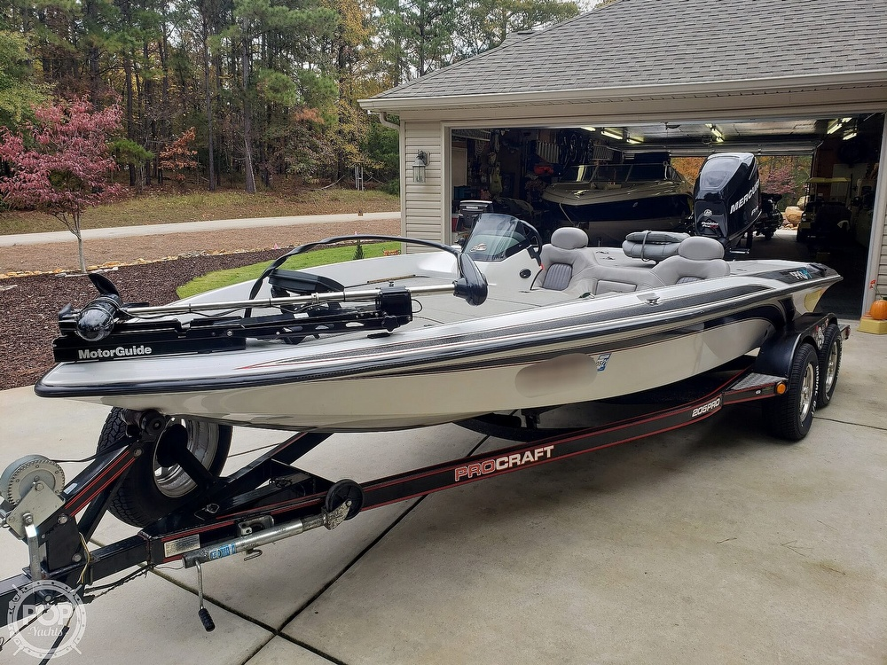 1997 Pro Craft boat for sale, model of the boat is 205 PRO & Image # 15 of 40