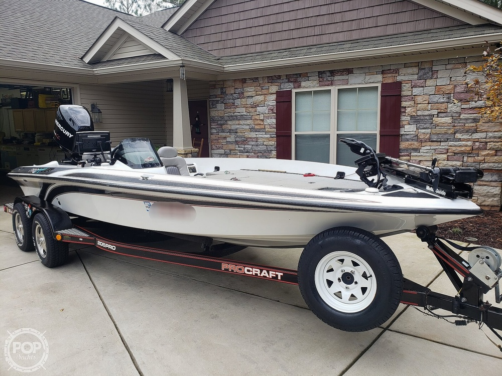 1997 Pro Craft boat for sale, model of the boat is 205 PRO & Image # 14 of 40