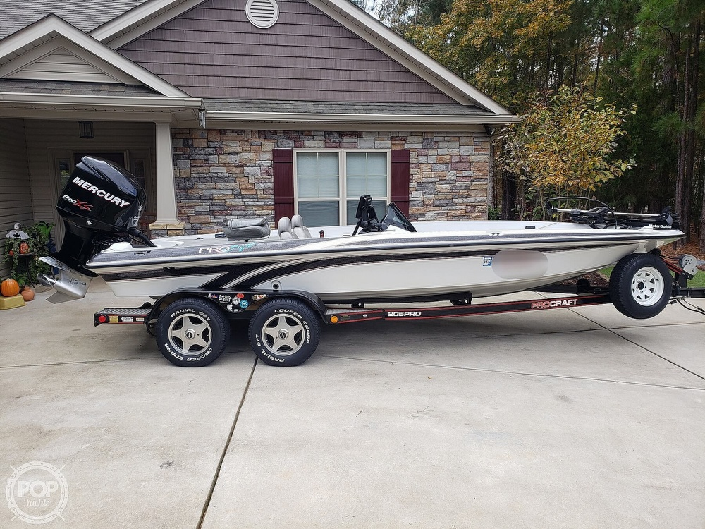 1997 Pro Craft boat for sale, model of the boat is 205 PRO & Image # 7 of 40