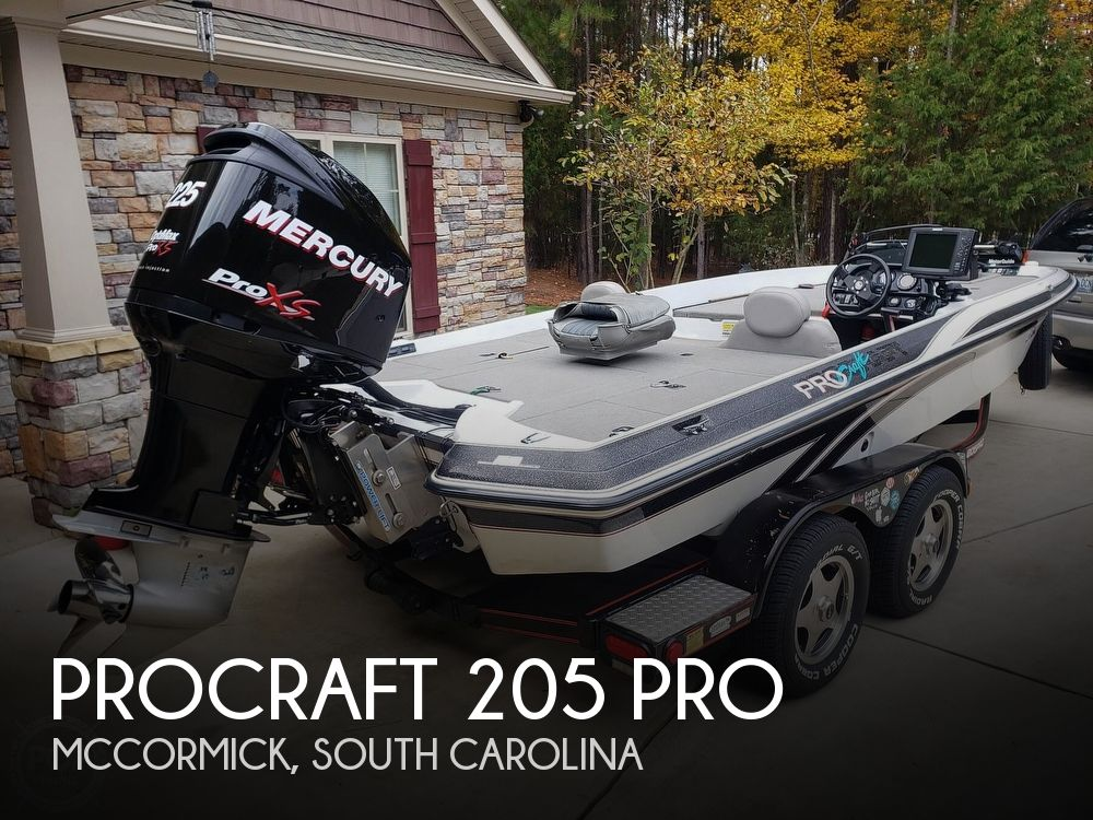 1997 PRO CRAFT 205 PRO for sale