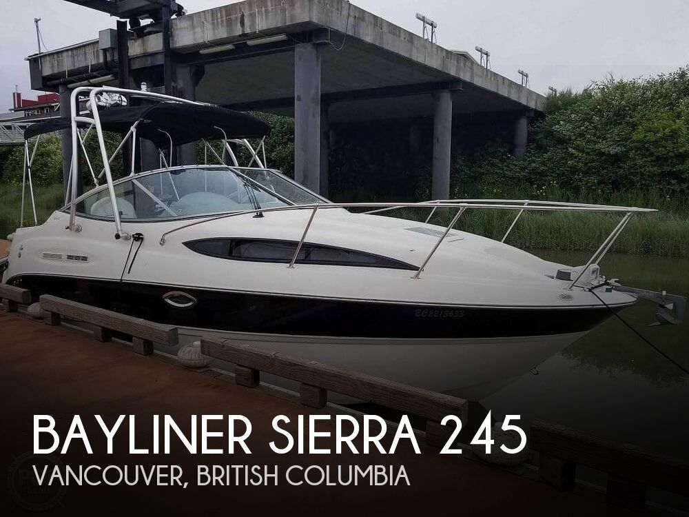 Used Boats For Sale by owner | 2008 Bayliner 25