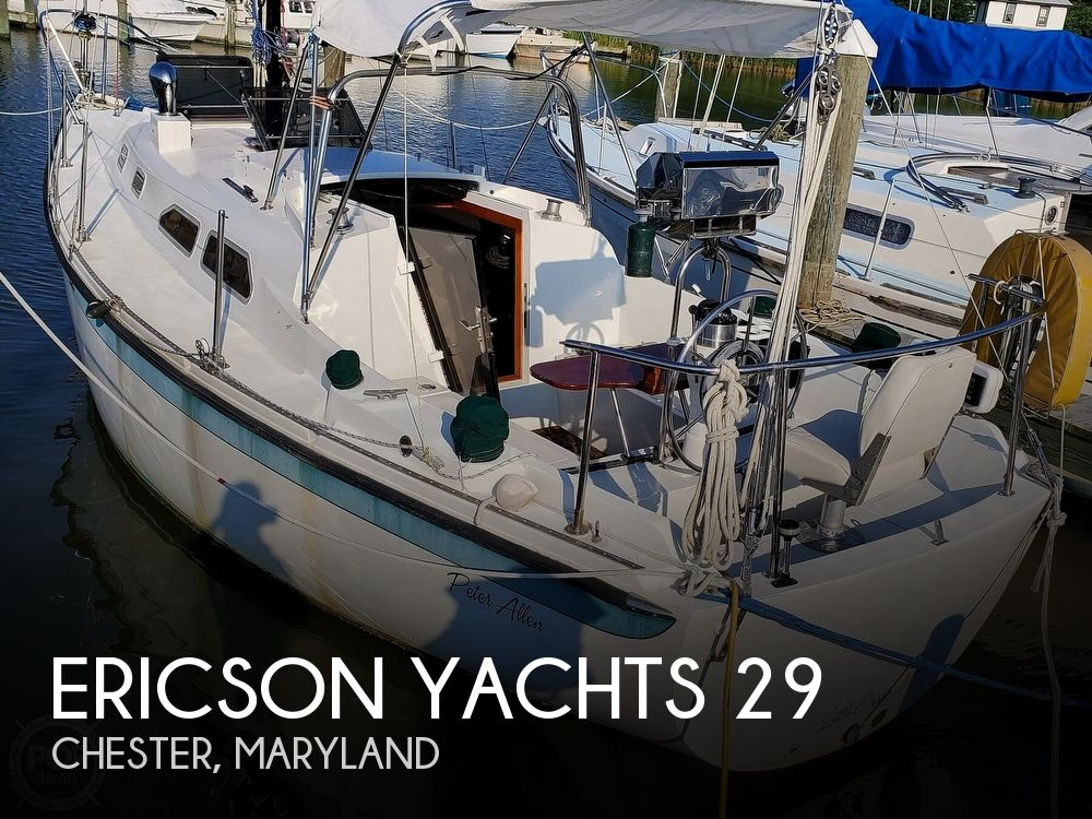 Used Ericson Boats For Sale by owner | 1976 Ericson Yachts 29
