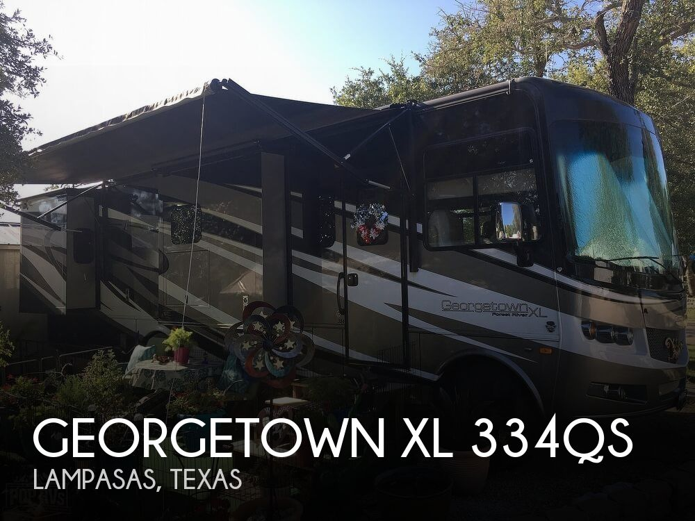 2014 Georgetown XL 334QS