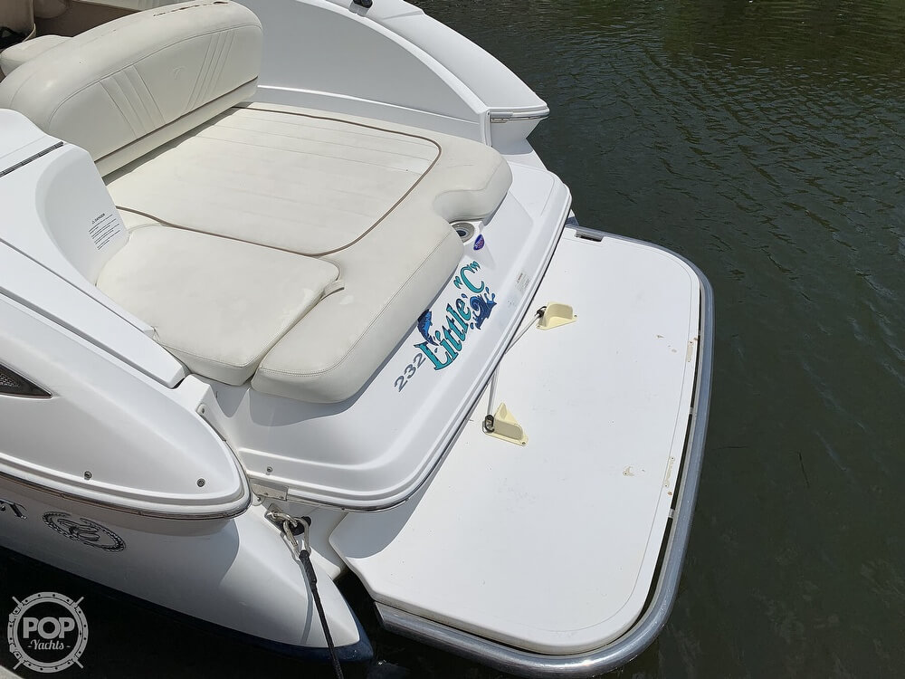 2008 Cobalt boat for sale, model of the boat is 232 & Image # 9 of 41
