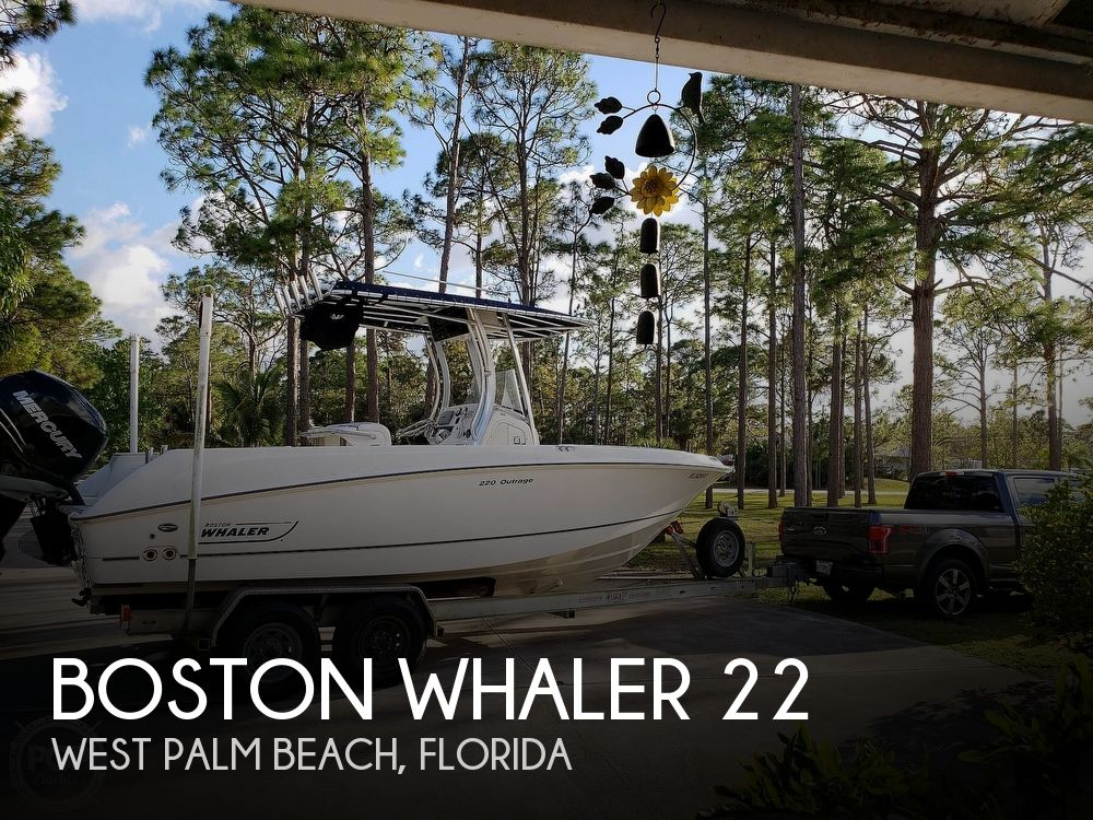 Used Boston Whaler 22 Boats For Sale by owner | 2009 Boston Whaler 22