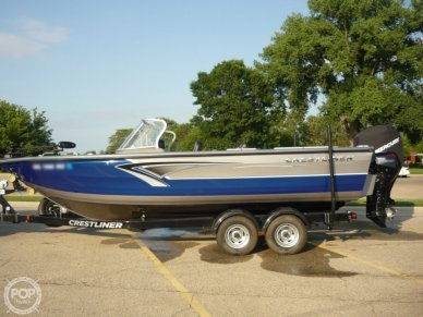 Crestliner Authority 2250, 22', for sale - $77,700