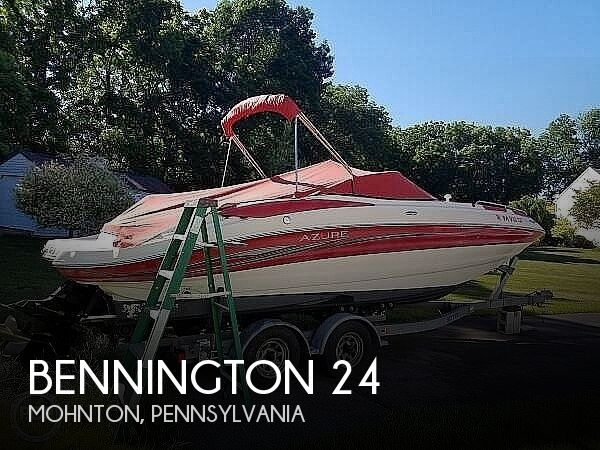 Used Boats For Sale in Bloomsburg, Pennsylvania by owner | 2006 Bennington 24