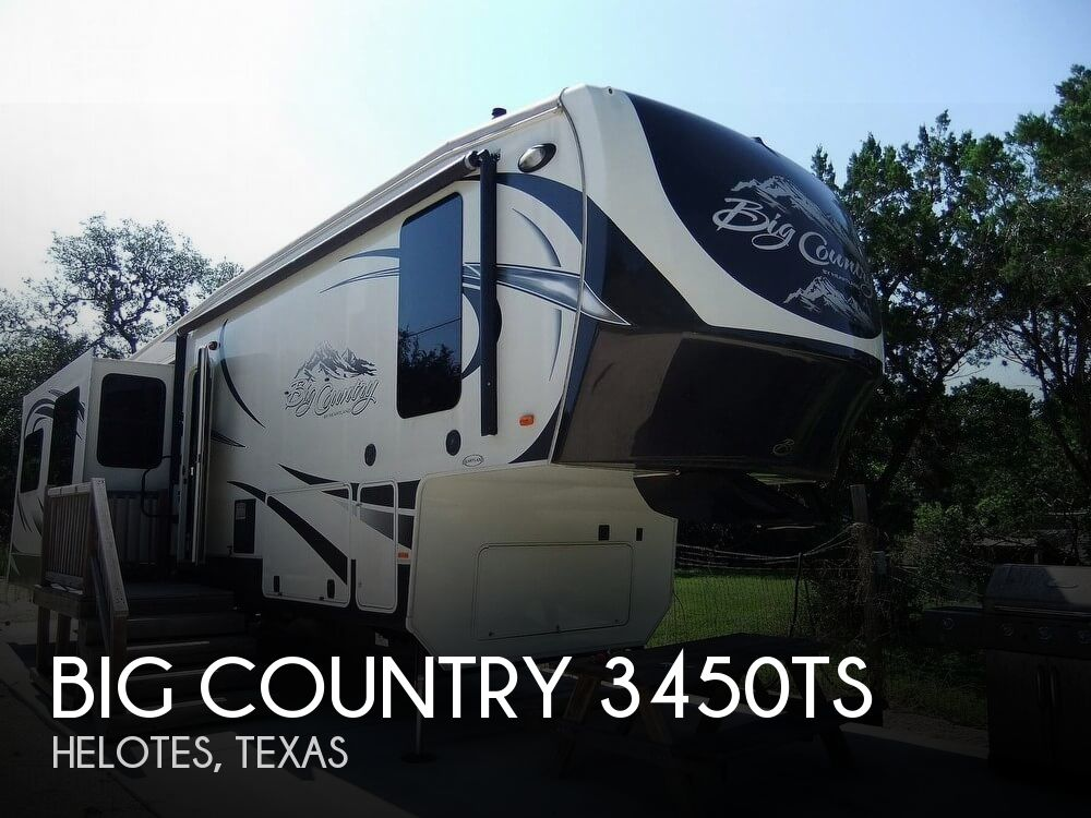 2015 Heartland Big Country 3450TS