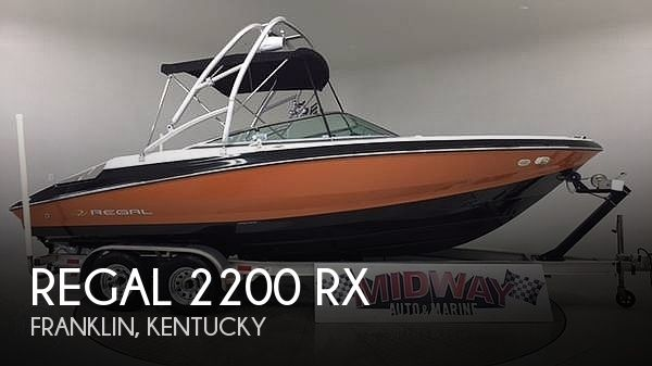 Used Regal 22 Boats For Sale by owner | 2009 Regal 2200 RX