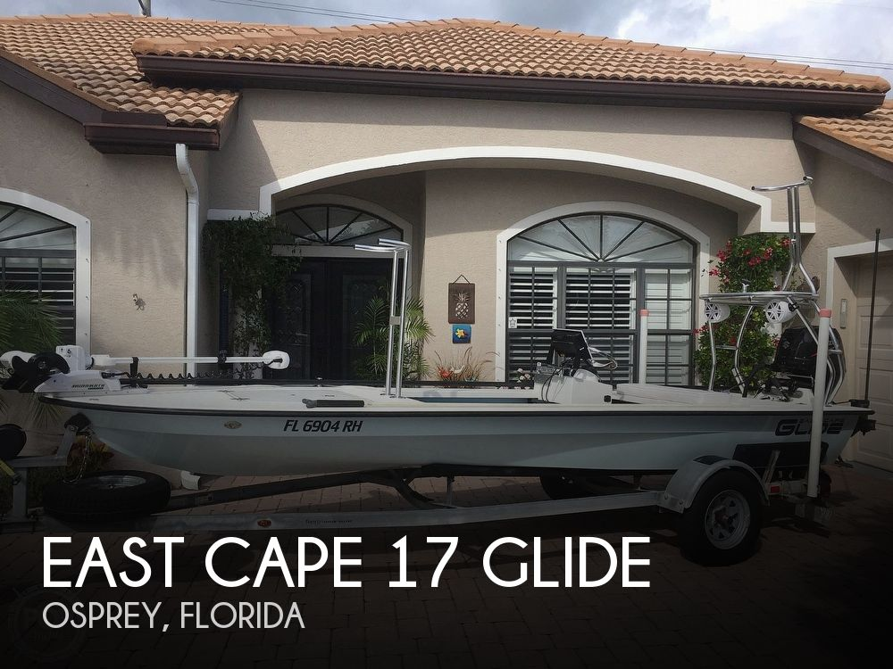 Used East Cape Boats For Sale by owner | 2016 East Cape 17