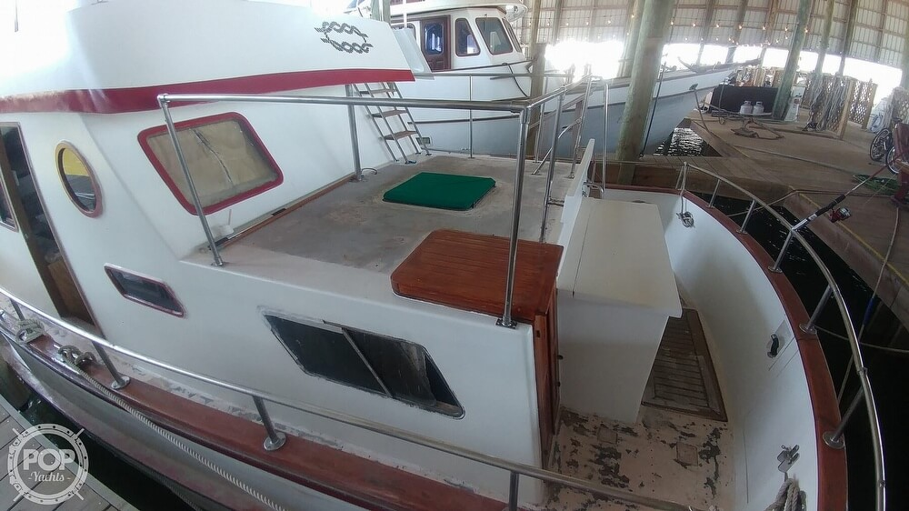 1983 Ocean Alexander boat for sale, model of the boat is 43 & Image # 19 of 40
